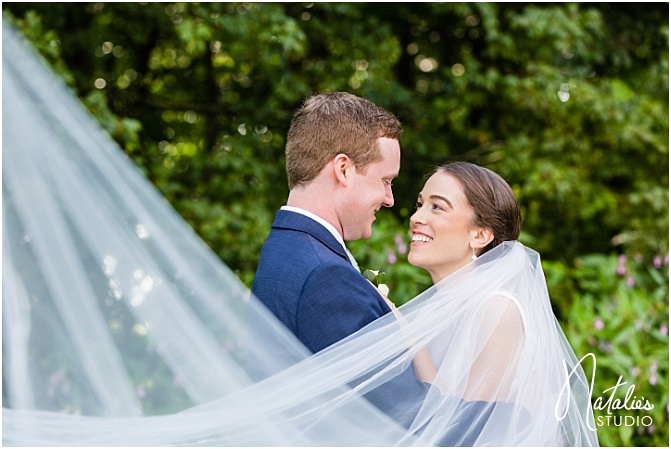 Wedding photos at Tug Hill Winery
