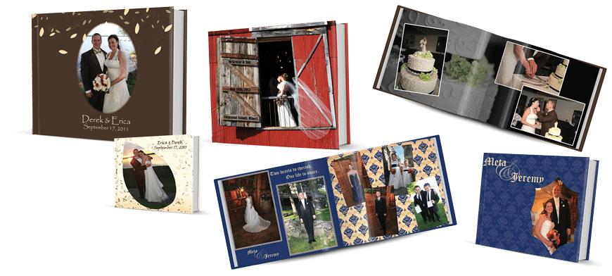 Custom Keepsake Book Designs by Natalie