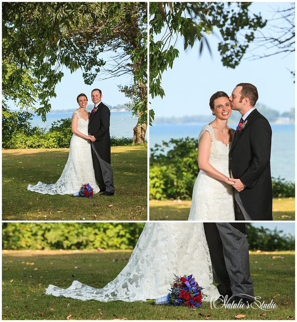 Natalie S Studio 1000 Islands Harbor Hotel Wedding