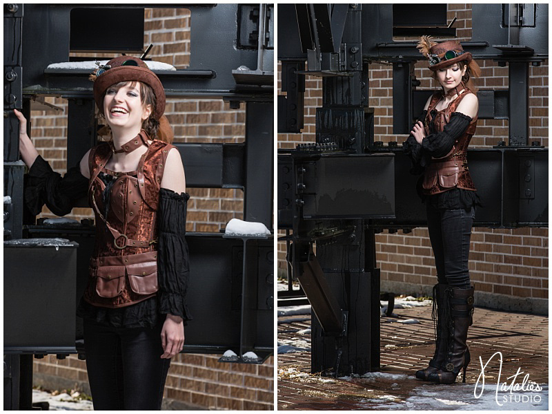 Steam Punk Photo Shoot